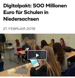 Digitalpakt läuft an